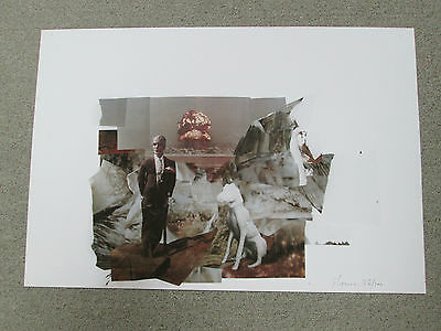 Adrian Ghenie Litho Signed + Numbered