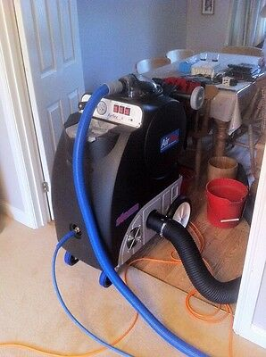 Carpet Cleaning Machine Airflex Storm -1 Year Old