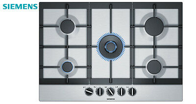 BOSCH PCQ 715M90E  Built-in Brushed Steel Kitchen Gas Hob WOK Burner New!!!