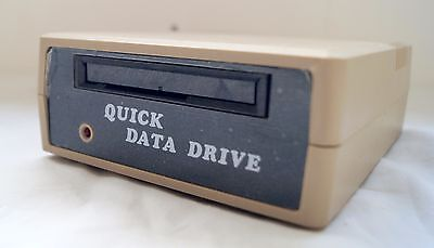 Quick Data Drive 8500 for the Commodore 64 [ Wafer Tape ]
