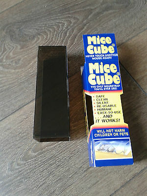 Mice Cube Humane Mouse Trap Catcher