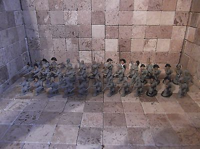 Dixon Miniatures - 28mm French Infantry x 37