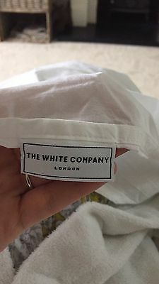 The White Company Cotton Fitted Cot Sheets
