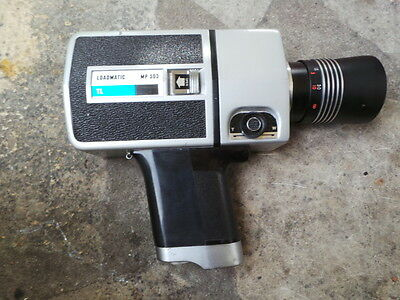 Camera Super 8 LOADMATIC MP 303 TL Made in Japan | Vintage Collector