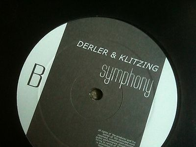 Derler and & Klitzing All The Machines Symphony Bittersweet The Verve trance mix