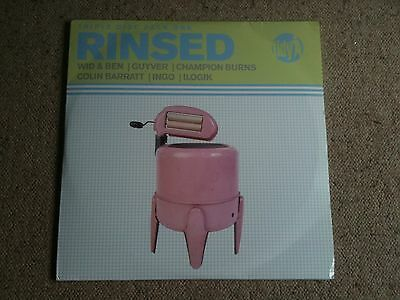 Tidy Rinsed limited edition triple disc collection hard house vinyl R1 2 3 4 5 6