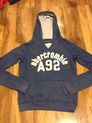Abercrombie Girls Hoodie Size X-Large