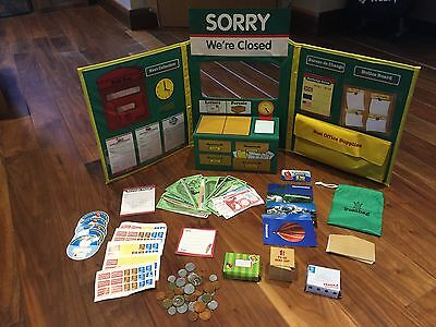 Pretend and Play Post Office for Children - IN EXCELLENT USED CONDITION
