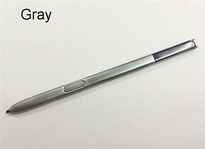 Stylet Tactile S Pen Samsung Galaxy Note 5 Silver Gris Fonce