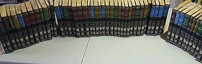 Britannica Great Books of the Western World Complete Set 54 Volumes 1988 print