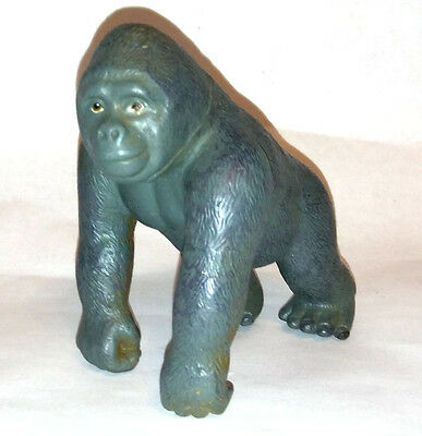 Safari Learning resouce Lowland Gorilla, Collectible Toy Ape