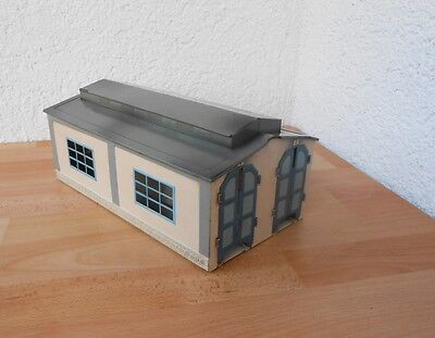 MARKLIN H0 #7029 Metal Engine Shed  **** EXC