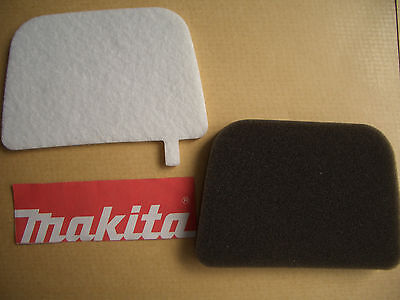 MAKITA air filters.Petrol blower, hedgetrimmer, BHX2500, EM2651LH, EM4350UH