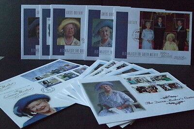Queen  Mother  First  Day  Covers