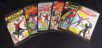2006 Amazing Spiderman Series Complete Set Vol 1-24 Reprints 1-12 From 1963!