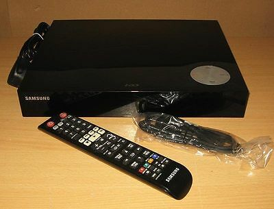 Samsung Stb-7500M Smart 3D Twin Tuner Freeview Hd Recorder With Remote.and Leads