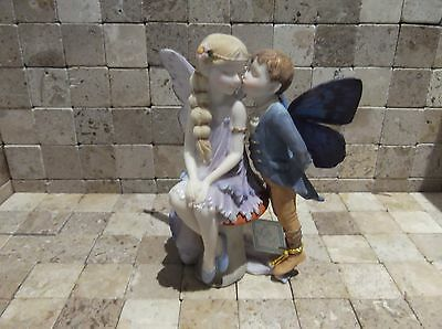 """County Artists Butterfly Fairies Collection - """"Promise Of Love"""""""
