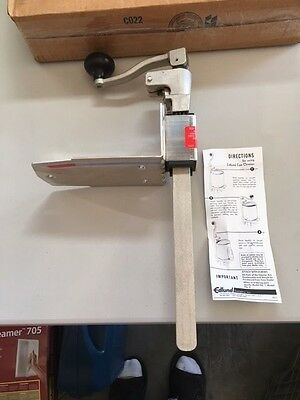 Edlund - No. 2 Commercial Can Opener For Restaurants Foodservice