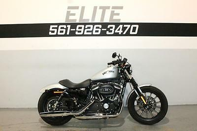2015 Harley-Davidson Sportster  2015 Harley Sportster 883 XL883N Iron $122 a Month Warranty Low Miles