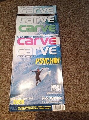 Surf Magazine Crave