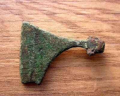 Ancient Viking Bronze Pendant Axe RARE!!!