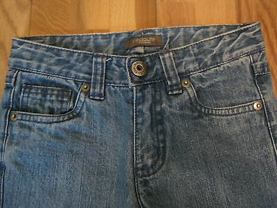 Girl's Blue Denims / Jeans by Redoute Creation.  Age 6-7