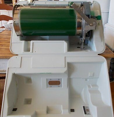 Riso Risograph Green Color Drum With Case