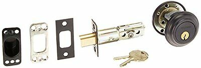 THDT-515721-Baldwin 8231.102 Traditional Single Cylinder Deadbolt, Oil Rubbed B