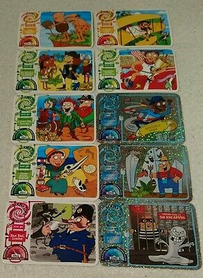 ***YoYo's Bear Bundle of 10x Time Travel Adventure Cards***