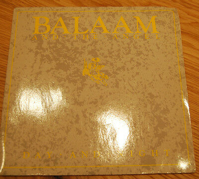 "BALAAM AND THE ANGEL Day And Night 7"" b/w Isabella's Eyes  Pic Slve"
