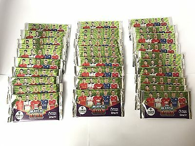 Match Attax 2016/17 Trading Cards - Packets 10, 20, 30, 40, 50, Full Box (16/17)