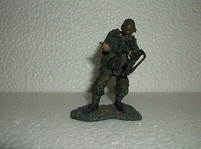 Collectors showcase. SS troop reloading. Works with king and country