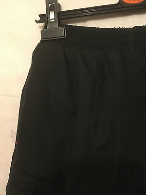 Childrens Waterproof Peter Storm Black Lined Trousers age 9-10