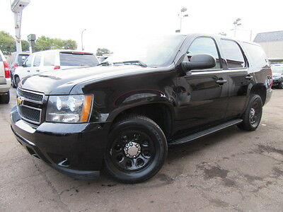 2012 Chevrolet Tahoe  Black PPV RWD 71k TX Hwy Miles 6 Miles Warranty Well Maintained Nice