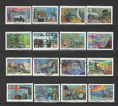 Early exploration in Canada 4 used sets Light cancels