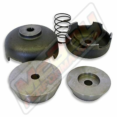 """Brake Lathe Light Truck Cone Bell Clamp Adapter Set 1"""" Arbor Ammco Accuturn 5 Pc"""