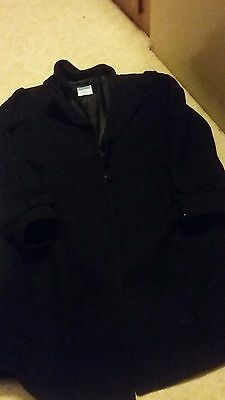 Old Navy Maternity Peacoat Coat Size M