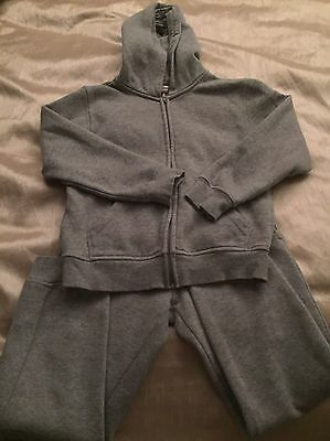 Kids H & M Grey Tracksuit Size 6-8 Years