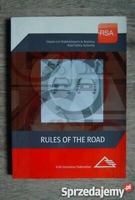 RSA Rules Of The Road - Irish Insurance Federation