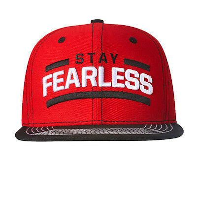 Wwe Authentic Nikki Bella Stay Fearless Baseball Hat Snapback Cap Free Shipping