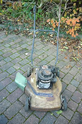 Lawn Mower - Norlett Lawnchief 19P - Rotary - Push