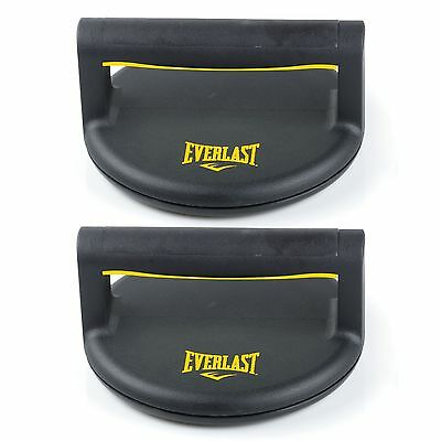 Everlast Swivel Action Grips - Supreme Push-Up - Chest Arms Abs Shoulders Fit
