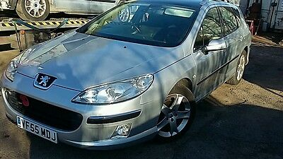 2005 Peugeot 407 Sw Petrol Automatic Silver Ezrc - Breaking For Spares Oil Cap