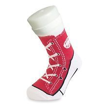 Silly Socks - Kids Sneaker Pink Size 1-4.. Cheapest On Ebay  ** Free Delivery **