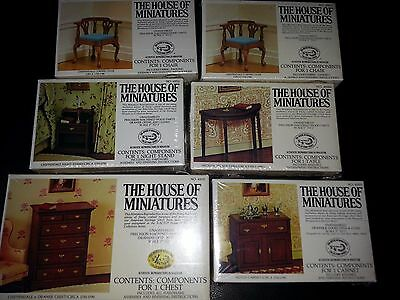 House of Miniatures Lot 5 Sealed