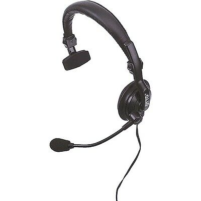 Otto V4-10053 Single Speaker Headset with Padded Band