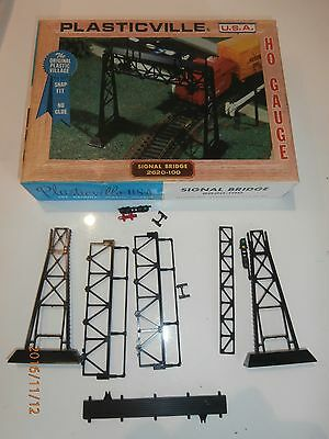 Signal Bridge........ho Scale