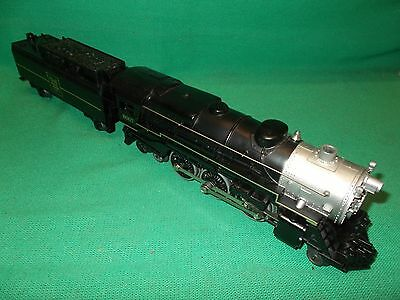 Lionel 0 Gauge NEW YORK, NEW HAVEN & HUDSON 2-6-4 LOCO  & TENDER C.1980 O Gauge
