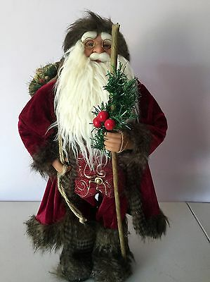 60cm Red Santa Claus Doll Christmas Home Decorations