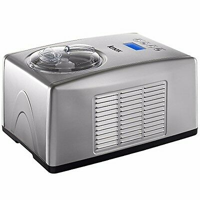 Knox 1.5 Quart Ice Cream And Gelato Maker With Keep Cool Feature